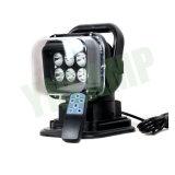 """7 """" il magnete del CREE 30W ha montato l'indicatore luminoso di ricerca del LED con telecomando"""