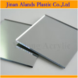 1mm 2mm de 3mm Zilveren AcrylBladen 1.22*2.44mts van de Spiegel
