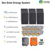 1kw-2kw-3kw-4kw-5kw-6kw-8kw-10kw outre de système d'alimentation solaire d'énergie de picovolte de réseau