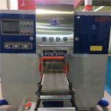 La commande numérique par ordinateur contrôlent la machine de travail du bois, interdiction a vu la machine