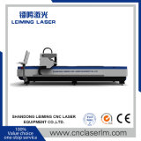 Lm3015FL Metales Acero máquina de corte láser de fibra para la industria de publicidad