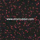 Rullo di gomma riciclato della pavimentazione di ginnastica di obbligazione
