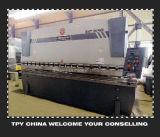 100t/4000mm freno hidráulico de presión de la máquina