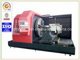 CNC Draaibank de van uitstekende kwaliteit voor het Draaien van het Wiel van de Dieselmotor met 50 Jaar van de Ervaring (CK61100)