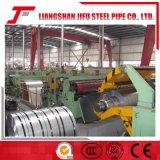 Línea que raja automática para el acero del metal