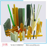 Hebei E23 el grado de fibra de vidrio FRP GRP Perfil pultrusión