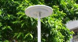 Customized Round Shape 30W Timer Control Integrated Solar Street Light (SNSTY-Y230)