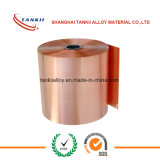 fil de bande de l'alliage de cuivre CuNi6 (0.01-10mm)