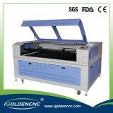 Máquina de estaca acrílica do laser da Multi-Cabeça C02 usada cortando não o metal