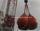 50 tonnes métrales Load Testing Water Weight Bags