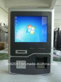 ATM-Maschine kassieren innen und heraus mit Qr Codeleser