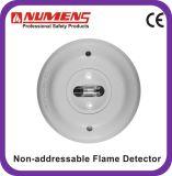 4ワイヤー、オートリセットが付いているアドレス指定不可能な火炎検出器、煙探知器(401-004)
