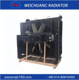 Kta50-GS8-6: 1200kw Cummins 방열기 알루미늄 방열기 Genset 방열기