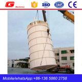 Tipo superventas silo del tornillo de cemento del almacenaje con el filtro (SNC50)