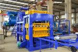 Bloco automático que faz a máquina a lista de preço concreta da máquina de fatura de tijolo