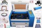 Máquina de grabado del laser del certificado del Ce de la ISO del rinoceronte FDA