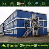 Construction en acier préfabriquée d'entrepôt des graines
