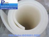 Лист силиконовой резины с высокой прочностью на растяжение