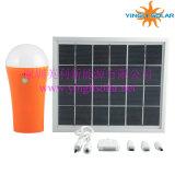 Lumières solaires avec 3W SDM pour la maison ou la charge à LED