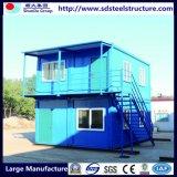 모듈 집 Foldable 위원회 집 접히는 콘테이너 홈