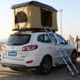 Manuell durchgedrehtes hartes Shell-im Freienauto-Dach-Oberseite-Zelt