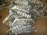 Isoladores de porcelana P-33y Isolador de polímero