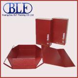 Boîte de rangement pliable de carton à papier bon marché (BLF-GB004)
