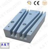 CNC kundenspezifischer prägender/Drehen-Maschinen-Ersatzteil Aluminium/Brass/Stainless-Stahl