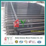 Os picos de cerca de ferro / Zoneamento de compósitos / Régua vertical de Metal