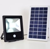 20W 30W Solar Power LED Flood Light com sensor PIR
