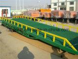 6ton-15ton Trailed Manual Hydraulic Height Adjustable Car Rampas