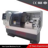 CNC 선반 기계 Ck6140b를 적합한 편평한 침대 기계설비