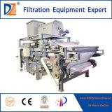 Filtre-presse 2017 de courroie de Dazhang avec le système d'épaississement de tambour (acier du carbone d'acier inoxydable)