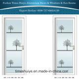 1.0mm~2.0mm 간격 패턴 여러가지 알루미늄 실내 여닫이 창 문