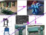 Automatischer Stahlhochgeschwindigkeitsnagel, der Geräten-Maschine herstellt