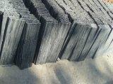 Natürliches Black Slate Stack Stone für Wall (SSS-41)