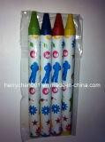 Caixa Número de 4 PCS 88x8mm Mini Crayon