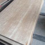 Contraplacado de bétula Popar mobiliário de madeira contraplacada de núcleo E1 Armários de cozinha de cola