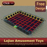 Populaires huit de haute qualité de la grande piscine Trampoline de lit