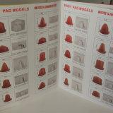 Силиконовые накладки печатной головки и силиконовые накладки для печати Tampo
