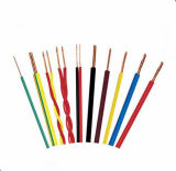 PVC Insulated Thw Wire AWG8/10/12/14 de 450/750V Stranded Copper Conductors