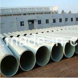 FRP Rohr-Fiberglas verstärkter Plastikrohr für Wasserbehandlung Zlrc