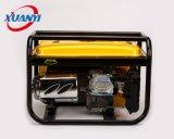 Elektrischer des Anfangs2.5kva kupferner Draht-Minitreibstoff Benzin-Generator-Set-6.5HP 100%