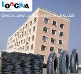 O pneu o mais elevado da motocicleta do desempenho de custo da fonte de Longhua (3.50-18)