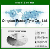 6.00-9 Gabelstapler-pneumatischer Gummireifen, pneumatischer Reifen, Gabelstapler-Reifen