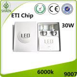 farol branco do diodo emissor de luz de 6000k 8000lm 60W ETI 2s