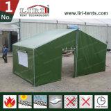 10 L'HOMME 20 Homme tente tente militaire de l'armée mobile