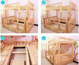 A madeira maciça com Beliche Cama Infantil Beliche simples (M-X1033)