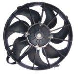S-Schaufel 16 Zoll Selbst-Wechselstrom-Kondensator-Ventilator/Kühlventilator