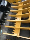 Les pièces d'excavatrice de fournisseur de la Chine ont ajusté le râteau de râteau du fond PC200 pour l'excavatrice